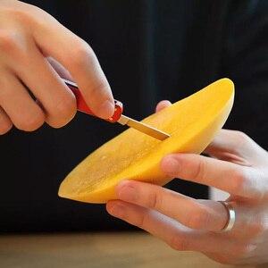 Image 4 - Многофункциональный мини нож Youpin Nextool, ножницы, отвертка, складной нож для фруктов, походный инструмент, клипса для выживания, острый резак