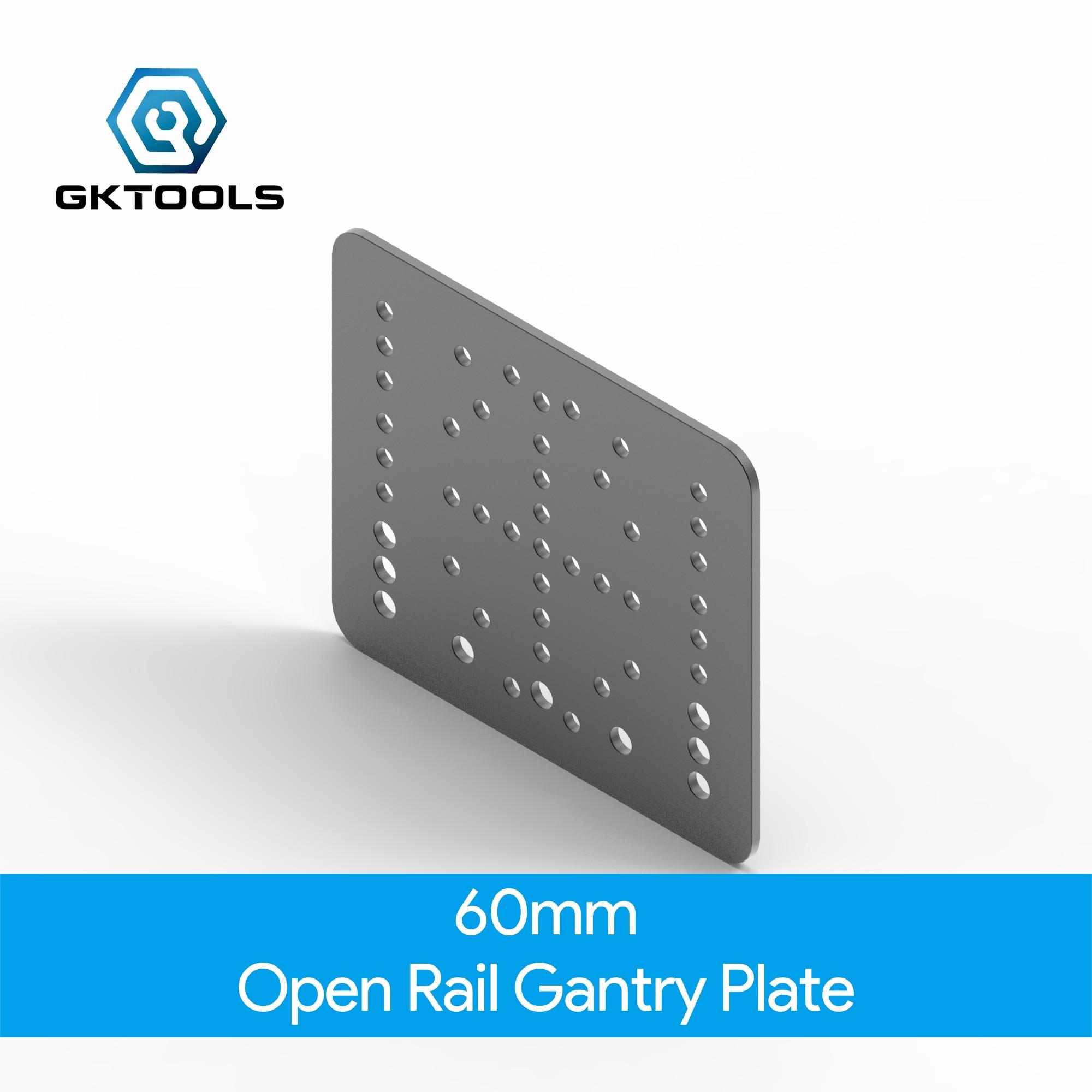 OpenBuilds OpenRail Gantry Plate 60mm