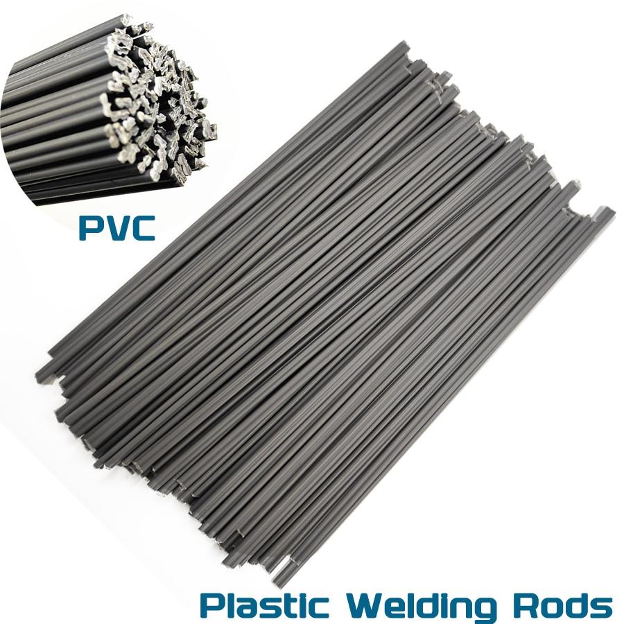 Пластиковые сварочные прутки из ПВХ 5x2,5 мм, Длина 200 мм/300 мм, сварочные прутки из ПВХ для автомобильного бампера, инструменты для ремонта, сва...