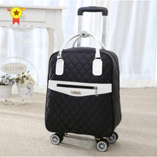 Универсальный чехол на колесиках бутик багаж чемодан из материала
