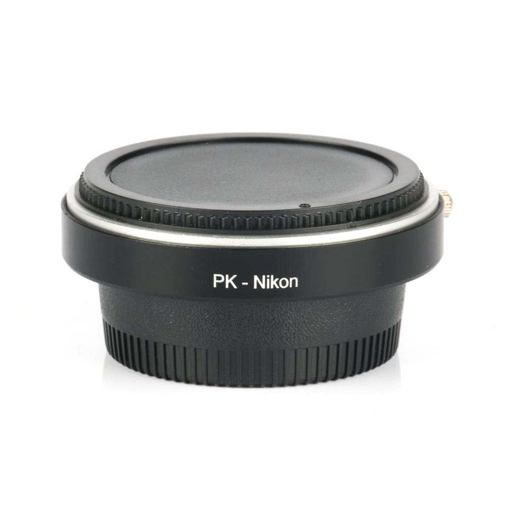 Lens Adapter ring PK AI Optical Glass Pentax PK K Lens Nik n AI AF F