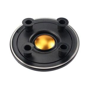 Image 4 - Ghxamp 3 zoll Hochtöner Lautsprecher Hifi Gold Dome Höhen Lautsprecher 82mm Lautsprecher Einheit für Monitor BX2 TBX025 Gute Qualität 1PC