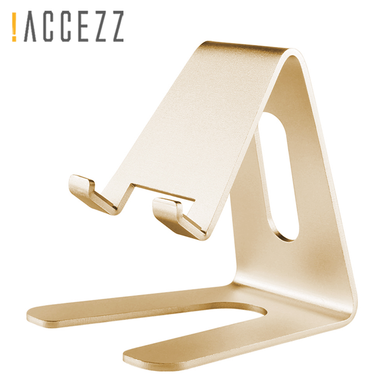 !ACCEZZ Stand For Phone Universal Desktop Phone Holder For IPhone 8 X Samsung Huawei Support Bracket For Ipad Mini Xiaomi Tablet
