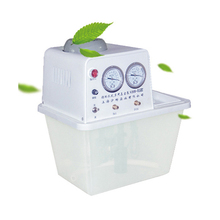 цена на Recycled Water Vacuum Pump Mute Diversification Cycle Water Pump Stress Reliever Distillation Laboratory Water Ring Pump Tool