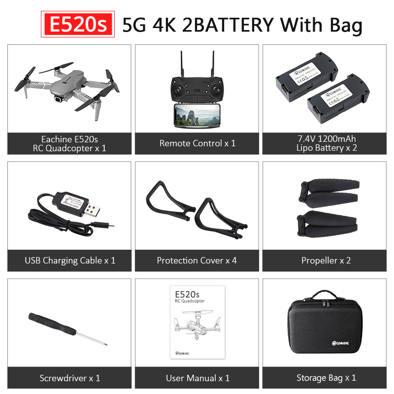 S E520S 5G 4K 2B W B