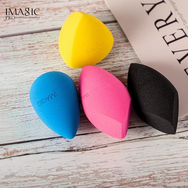 IMAGIC New Make up Foundation Sponge Soft Mix Beauty  Puff Makeup Cosmetic Powder Soft Makeup Puff 1