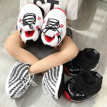 Women Basketball Slipper Winter Slippers Sneaker Slippers Home Slipper Men/Women House Floor Sliders Indoor Slides Funny Slipper
