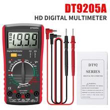 DT-9205A Multimeter Tester Digital Multimeter Hand Held LCD Multimeter