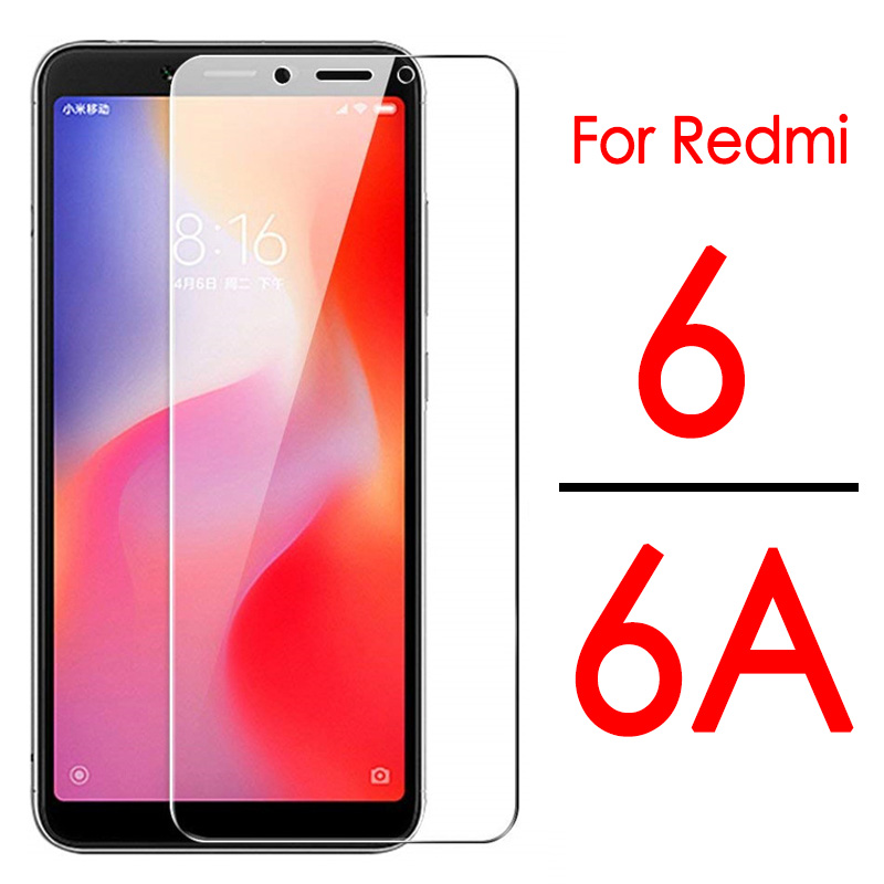 Redmi 6a Glass Protective On Redmi 6 A A6 Armor Safety Screen Protector For Xiaomi Redmi6a Redmi6 Tempered Glas Protect Film