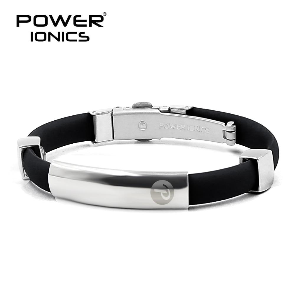 Power Ionics antifatigue power fitness sport silikonski magnetski - Modni nakit - Foto 4
