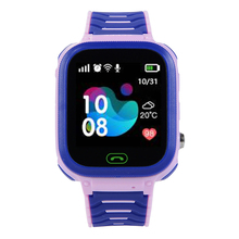 Children Baby Smart Watch LBS Positioning Phone Call SOS Safe Camera Watches For Kid Clock 1.44 inch IOS Android