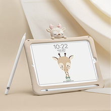 2021 Kids Case for IPad 11inch Soft Silicon Child Lovely Stand Tablet Cover for Ipad 6th 9.7 Inch 2018 Mini123 Air 2 7th