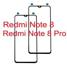 LTPro для Xiaomi Redmi note 8 note8 Pro сенсорный экран Сенсорная панель сенсор дигитайзер Переднее стекло Внешний ЖК-Объектив Замена