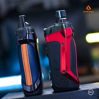 Geekvape – Kit de Cigarette électronique Aegis Boost LE Bonus, batterie intégrée de 1500mah, 40W, vapotage avec cartouche de 3.7ml VS Drag X