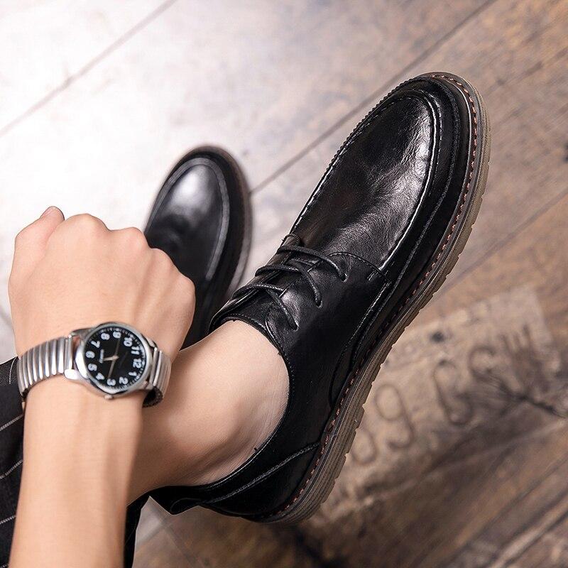 preto amarelo negócio vestido sapatos mocassins masculino