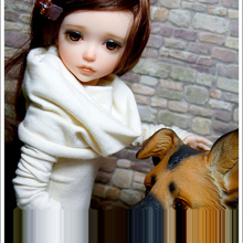 Bjd-Doll Fashion Fleckles-Doll Birthday-Gift with for AETOP 1/6