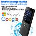 CTVMAN 137 Taal Vertaler Smart Vertaler Offline In Real Time Smart Voice Vertaler Draagbare Traduttore Offline