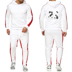 Brand Clothing Men's Fashion Tracksuit Casual Sportsuit Men Hoodies Sweatshirts Sportswear JORDAN 23 Coat+Pant Men Set