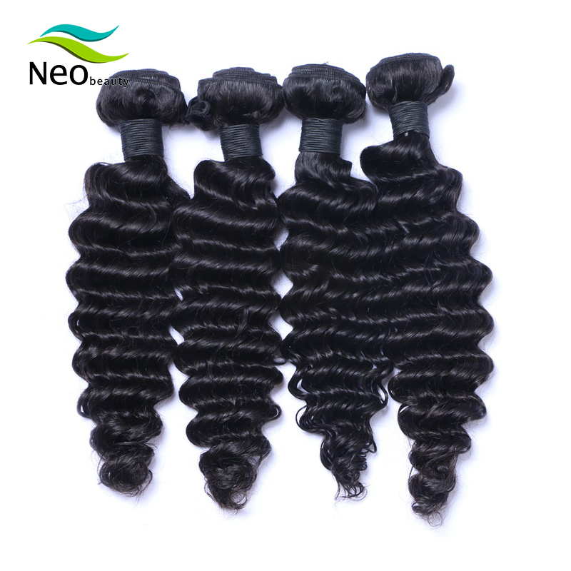 Best Selling Cheap Unprocessed Virgin Deep wave Wave 8-30 inch, <font><b>10A</b></font> quality brazilian deep wave <font><b>hair</b></font> image