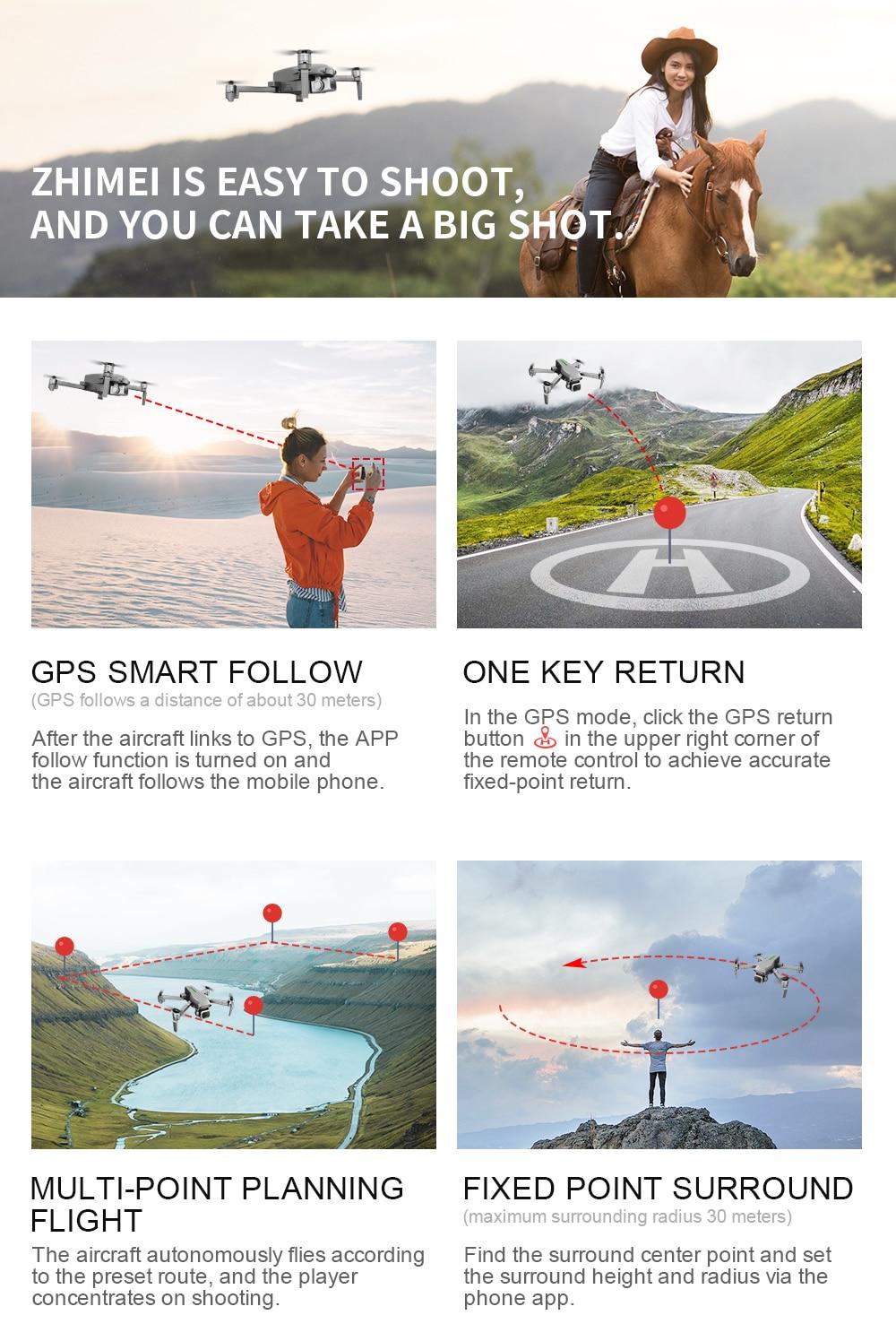 rc quadcopter zangão profissional 1000m distância brinquedo do zangão