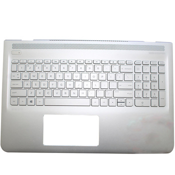 NEW For HP ENVY 15-AS 15T-AS 15-AS108TU 15-AS109TU 15-AS110TU Laptop Palmrest Backlit Keyboard 857799-001 6070B1018801