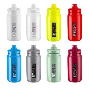 Image 1 - 2020 NEUE Ultra licht Fahrrad Wasser Flasche Elite Team Edition Sport Wasserkocher MTB Radfahren Bike Road Racing Flasche 550ML