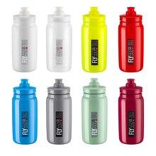 Botella de agua ultraligera para bicicleta, hervidor deportivo de equipo de élite para ciclismo de montaña, carretera y carreras, 550 ml, novedad de 2020