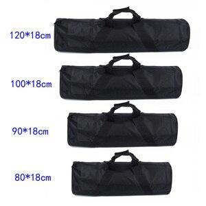 Image 2 - 80/90/100/120cm en plein air noir rembourré support de lumière trépied porter sac de transport étui photographique lumière support paquet sac de transport