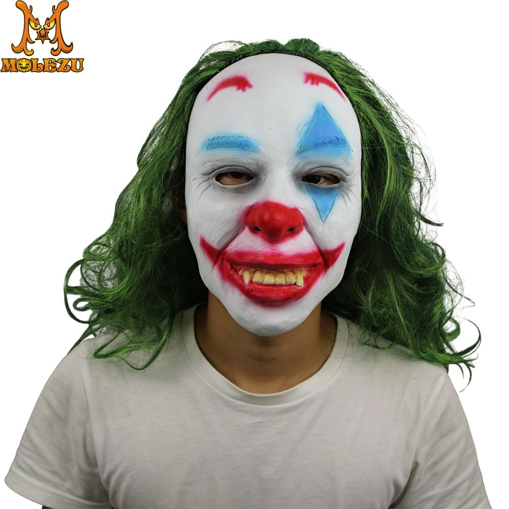 Big Mouth Funny April Fool/'s Day Sausage Thick Big Mouth Halloween Latex Mask FE