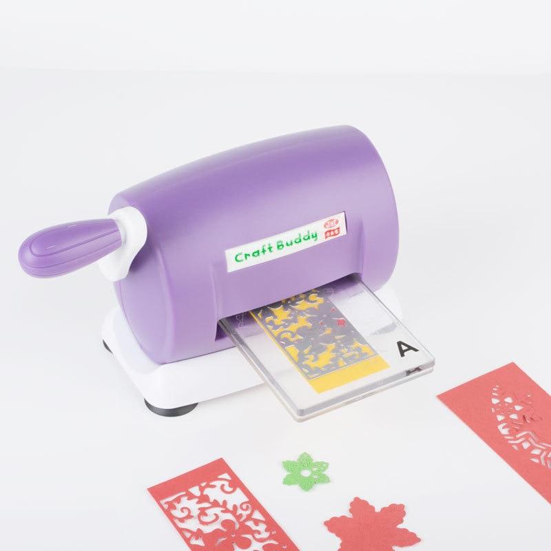 DIY Dies Cutting Embossing Machine Scrapbooking Dies Cutter Piece Paper Card Die-Cut Machine Home Embossing Dies Tool