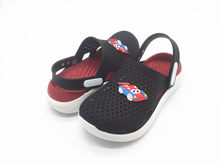 KIDS SANDALS BOYS SHOES BEACH GARDEN NON SLIP JELLY PVC RUBBER TPU MOULD SANDAL SLIPPERS FOR BOY CHILDREN SIZE 30 31 32 33 34 35(China)