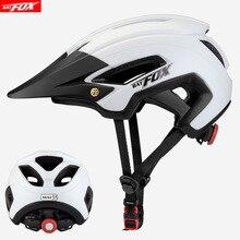 BATFOX White Black Women Men Cycling Helmet Road Mountain Mtb Bike Helmets Bicycle Helmet Cycling Bike Helmet gub k70 mountain bike cycling helmet black