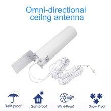 Antenne externe 4G LTE 12dbi, double curseur CRC9/TS9/SMA, connecteur 5M, Modem routeur