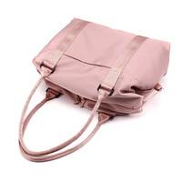 waterproof Nylon Shoulder Tote bag Female Casual Fashion Women Shoulder Bag designer Large capacity Travel bag 2019 New