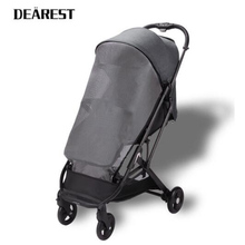 Dearest Baby stroller 2020 new kinderwagen can sit and fold portable baby stroller light stroller Light free shipping