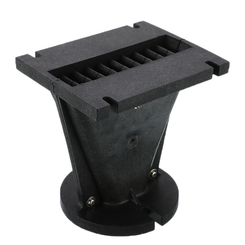 High Quality Line Array Horn Speaker Accessories Loudspeaker Wave Guide Throat For DJ Home Theater Professional Mixer Audio