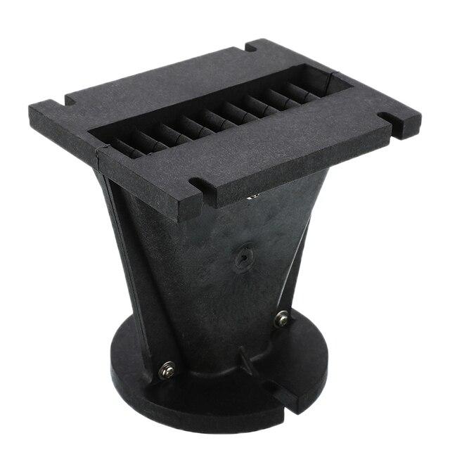 Wysokiej jakości linia Array głośnik tubowy akcesoria głośnik fala przewodnik gardła dla DJ kina domowego profesjonalny mikser Audio
