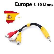 24M Clines für Europa 3/4/5/6/7/8 Linien Satellite DVB-S2 für GTmedia V8 Nova V7S V9 Freesat Oscam Server ccam