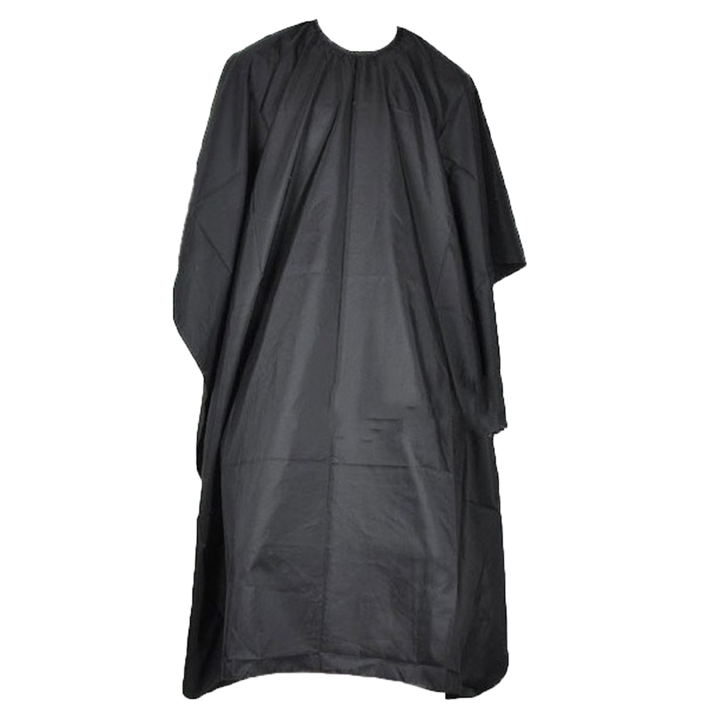 Erwachsene Friseur Cape Abdeckung Schneiden Salon Friseur Dresscutting Unisex Barber Kleid Cape Wasserdichte Friseur Schürze