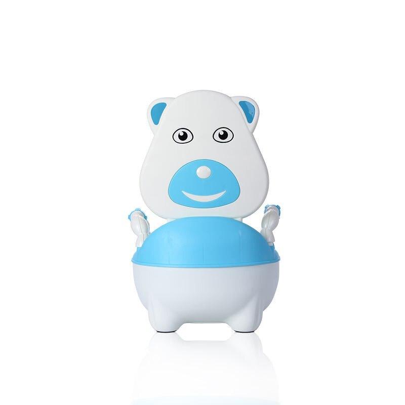 Cartoon Bear Toilet For Kids Baby Chamber Pot Men And Women Baby Toilet Kids Chamber Pot Potty