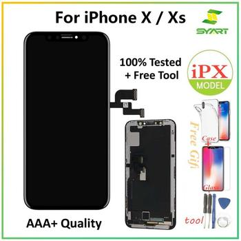 screen For iPhone X OLED 11 pro With 3D Touch Digitizer Assembly LCD Screen Replacement Display For iPhoneX 11 pro LCD with Gift premium quality for iphone x oled amoled lcd display 3d touch screen digitizer lcd for iphonex replacement assembly parts