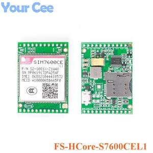 Image 3 - 4G מודול פיתוח לוח LTE Core לוח SIM7600CE Air720D Air720H EC20 GPS מיקום אלחוטי מודול תמיכה FTPS/HTTPS /DNS