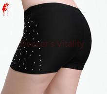 Belly dance underwear clothe for women belly dance clothing stones belly dance Leggings girls dance underwear cheap Dancer s Vitality CN(Origin) DA-H9010 ModaL Spandex ONE SIZE 56-96cm 70-100cm 40-60cm