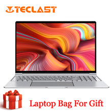 Teclast החדש F15 מחשב נייד Windows 10 OS 15.6 אינץ 1920x1080 DDR4 8GB RAM 256GB SSD אינטל n4100 Quad Core HDMI מחברת(China)