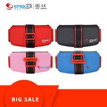 Ifold Portable Baby Car Seat Safety Cushion Travel Pocket Foldable Child Car Safety Seats Harness The Grab and Go Booster все цены