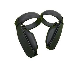 Touch Controller Knuckle Straps für Oculus Quest/Rift S Touch VR Touch Controller Grip Einstellbare Knuckle Riemen Zubehör