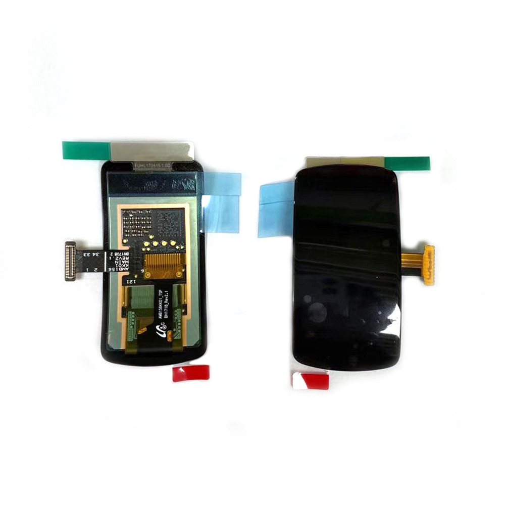 Replacement LCD Screen Panel For Samsung Gear Fit2 Pro SM-R365 Watch LCD Display Digitizer Touch Screen Assembly Repair Parts
