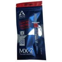 Nueva pasta térmica de MX-2 4g de refrigeración ártica, compuesto para PC XBOX 360 PS3 sin plata cómoda disipación del calor