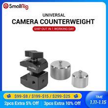 SmallRig Kamera RIg Gegengewicht Montage Clamp Kit für DJI Ronin S / SC & Zhiyun Weebill/Kran Serie Gimbals balance Video