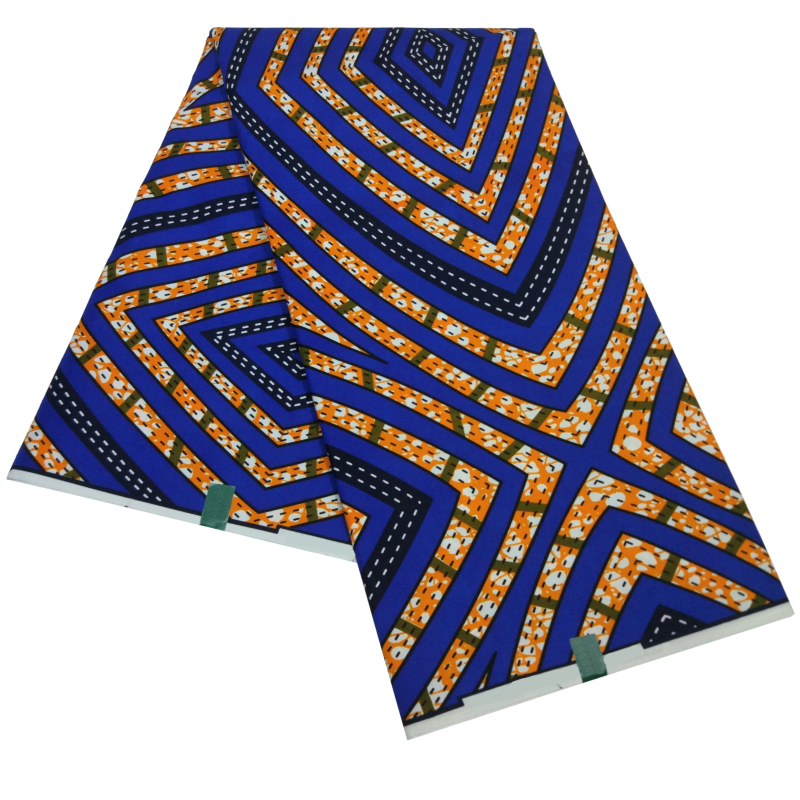 2019 African Pagne Nederlands Batik Ankara Guaranteed Veritable Dutch Real Wax Dutch African Printed Fabric